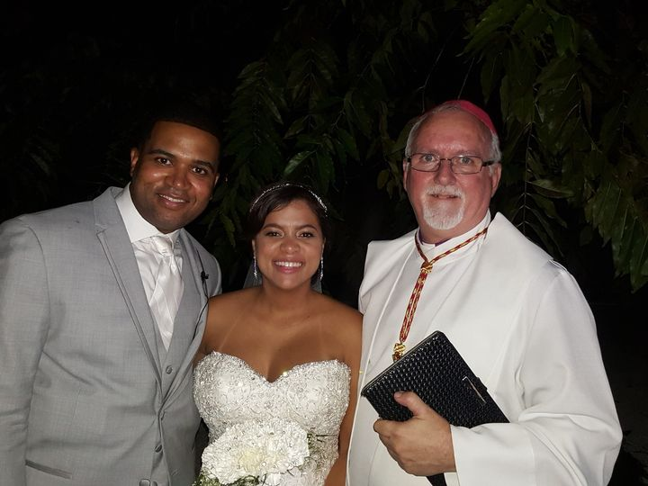 Tmx 1468860711204 Bishopalexander2 Fort Lauderdale, FL wedding officiant