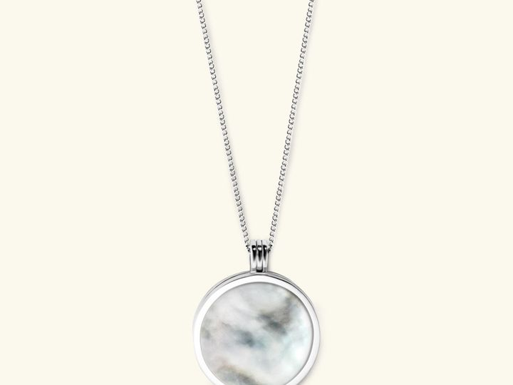 Tmx Moon Pearl Necklace Silver Half Moon 51 1073887 1561411768 Tampa, FL wedding jewelry