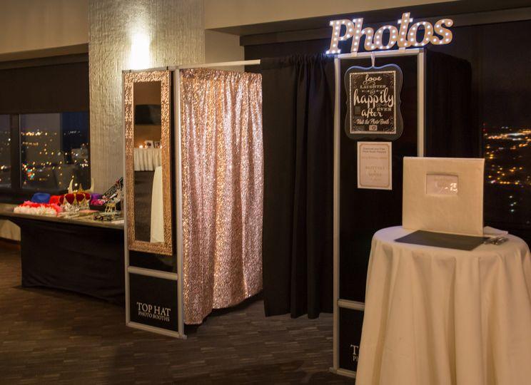 Elegant Photo Booths