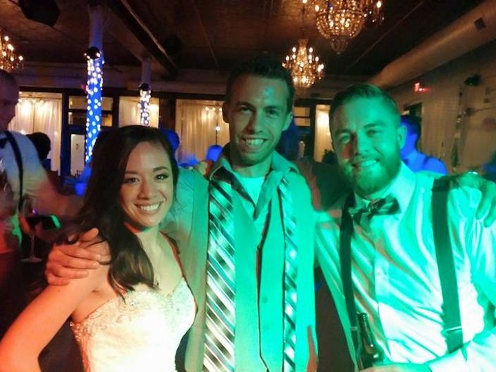Tmx 1522431920 11f39a611816aaef 1522431919 D9030a27f2493ff3 1522431919712 3 Hotchkiss Wedding Nixa wedding band
