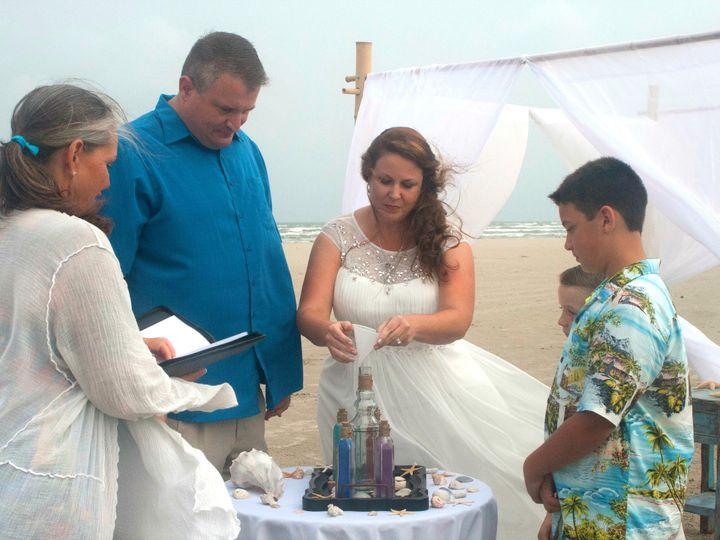 Tmx 1452868747280 Copy Of Sand Ceremony 3 Port Aransas, TX wedding planner