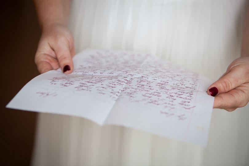 Tender letters