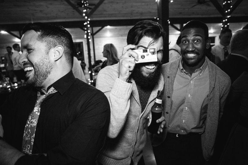 Disposable camera joy