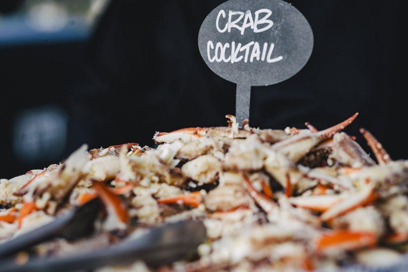 Crab cocktail