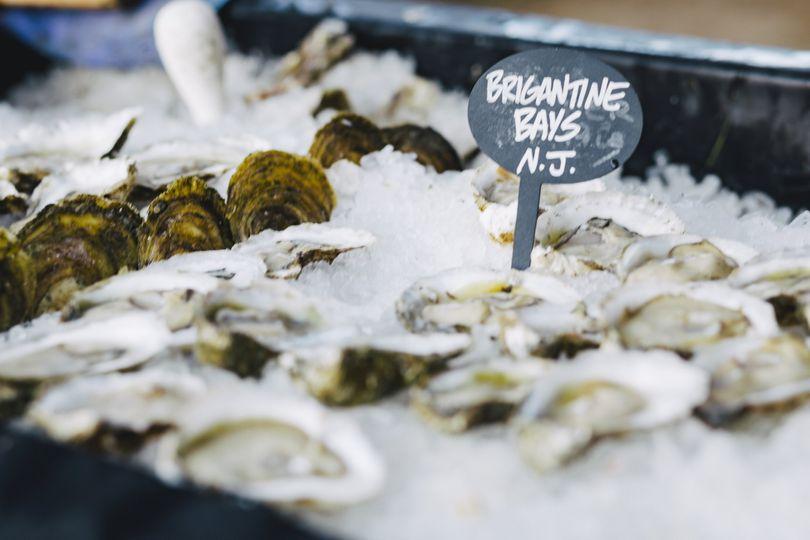 Brigantine Bay Oysters