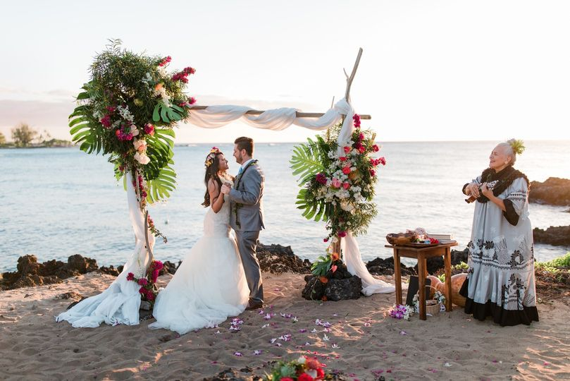 Big Island Hawaii Wedding