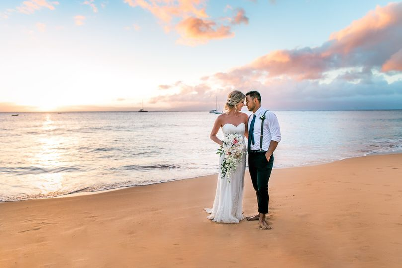 Maui Wedding Dawn Eicher