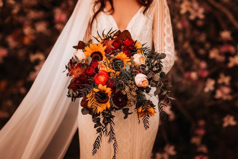 Magnificent florals
