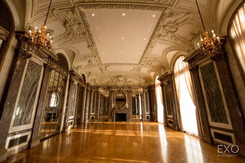 Burden ballroom