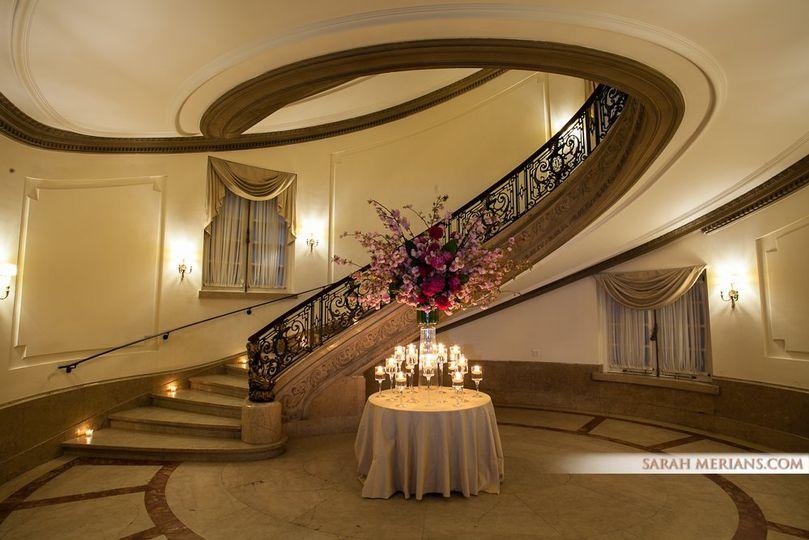 Burden staircase
