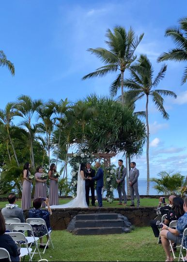Ceremony Sounds at He'eia