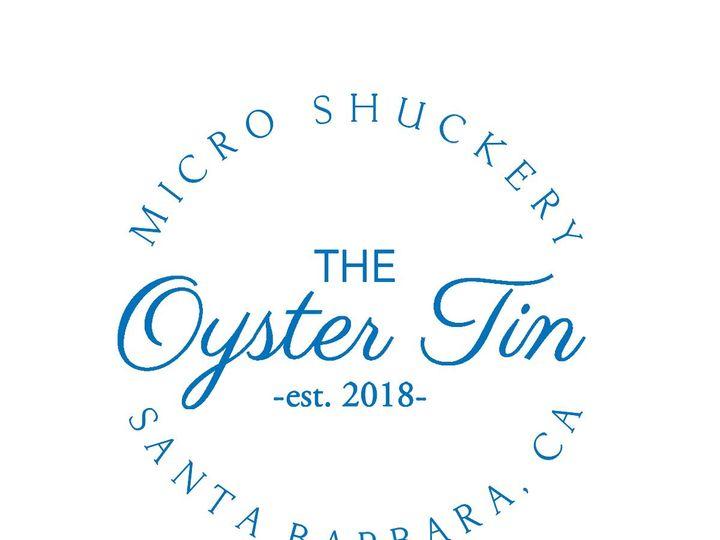 Tmx 1528919355 7a6c3c74010df925 1528919354 Adf1f7325955f53c 1528919354435 5 Oyster Tin Logo 5  Santa Barbara, CA wedding catering