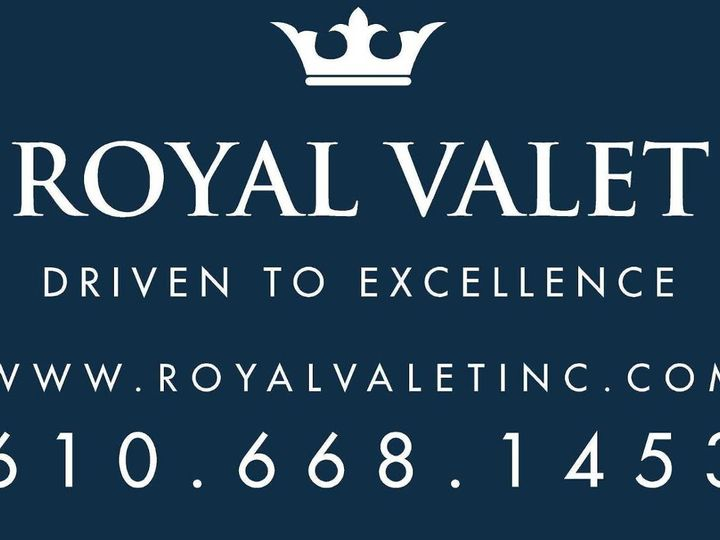 Tmx 1465926067801 Royal Valet Logo Bryn Mawr wedding transportation