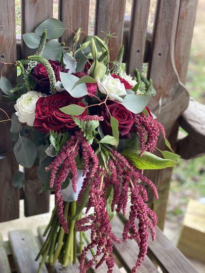 Winter bouquet anyone?