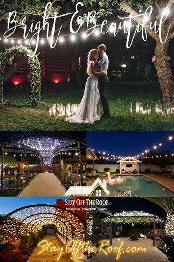 Wedding Lights in Phoenix AZ