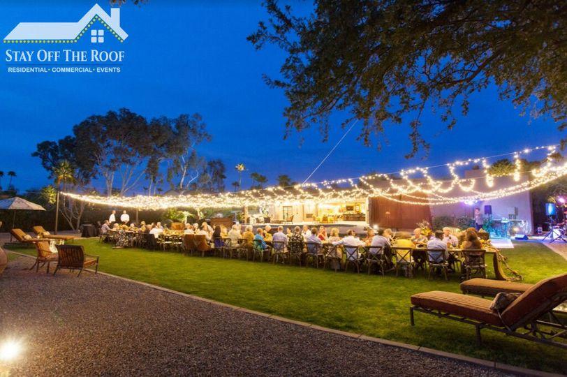 Wedding Lights Phoenix AZ
