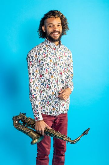 Talented saxophonist