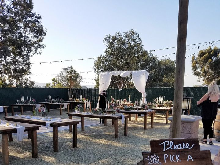 Tmx 1485886884838 20160924163112 7 La Verne, CA wedding rental