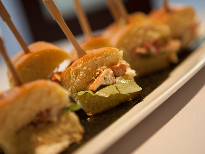 Tmx 1366657150070 New England Lobster Roll Potato Brioche Baby Arugula Livingston, NJ wedding venue