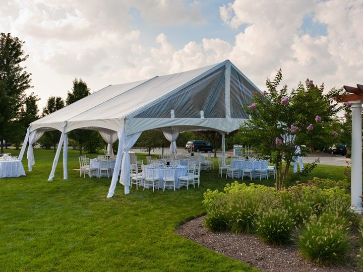 Tmx 1366657715833 Westminster Hotel Outdoor Reception Livingston, NJ wedding venue