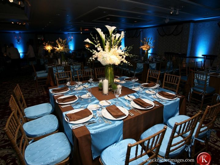 Tmx 1368819012894 Brown And Aqua Theme Livingston, NJ wedding venue