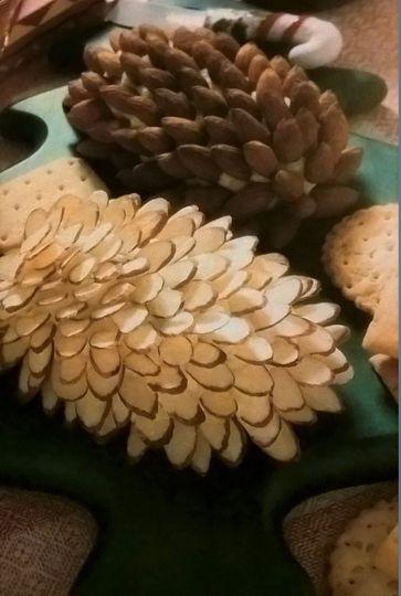 cheesepinecones