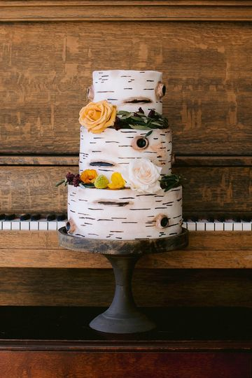 Birchwood cake by Sugar Rush