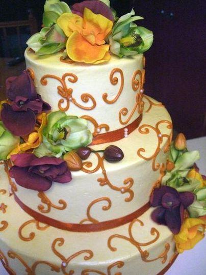 Wedding Cakes Gahanna Ohio
