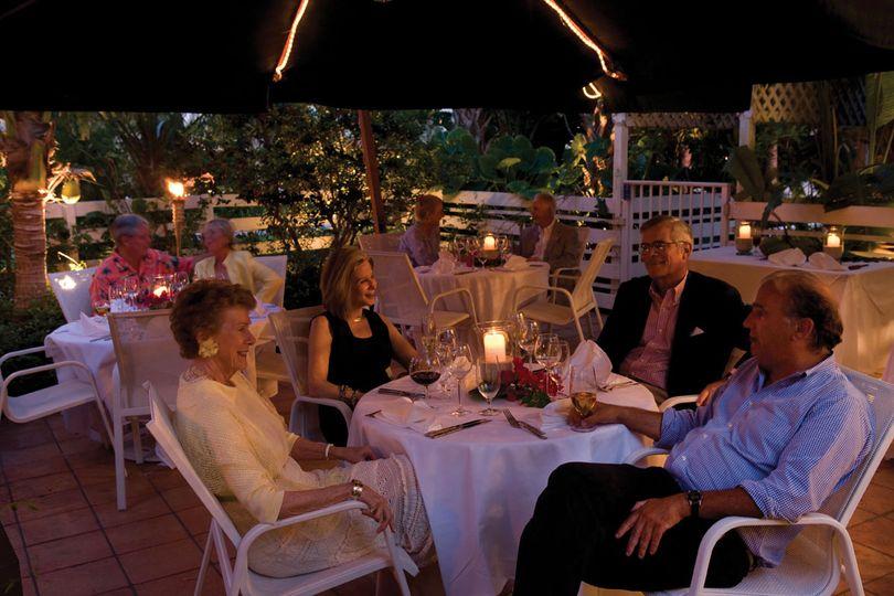 Alfresco Dining Venues
