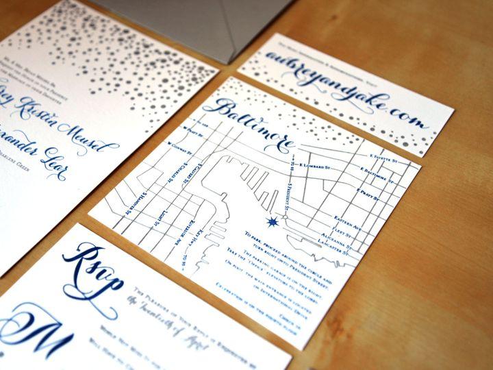 Tmx 1431218447579 Type A Invitations Learwedding04 Washington, DC wedding invitation