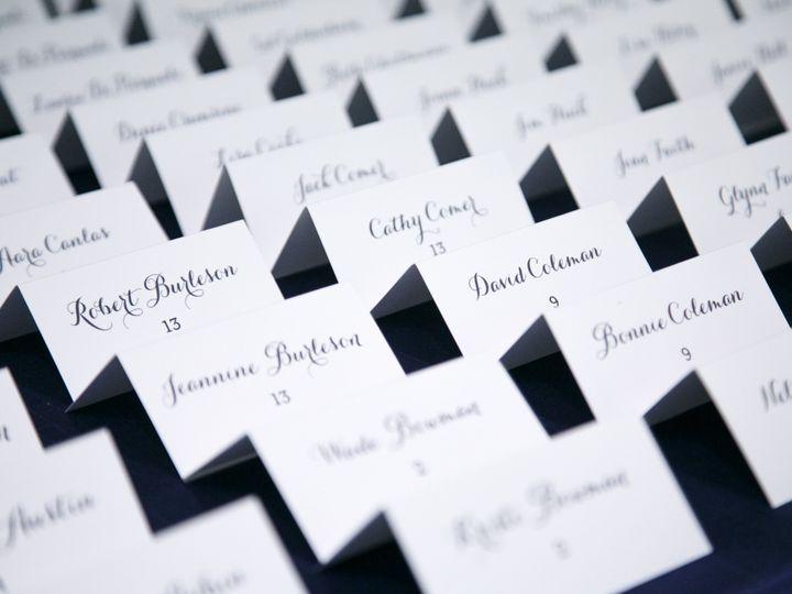 Tmx 1455579154933 Type A Invitations Baltimore Wedding Escort Cards Washington, DC wedding invitation