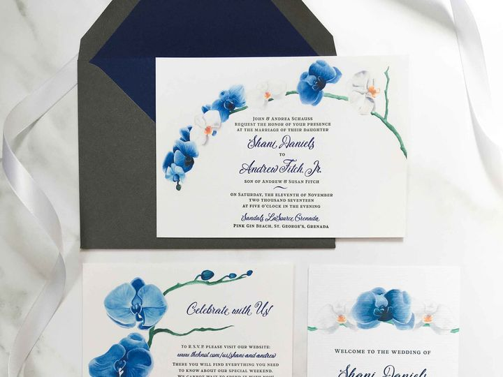 Tmx 1524681521 70d17b076bab9c1c 1524681518 51d215d1bc6cd0be 1524681513433 8 Type A Invitations Washington, DC wedding invitation