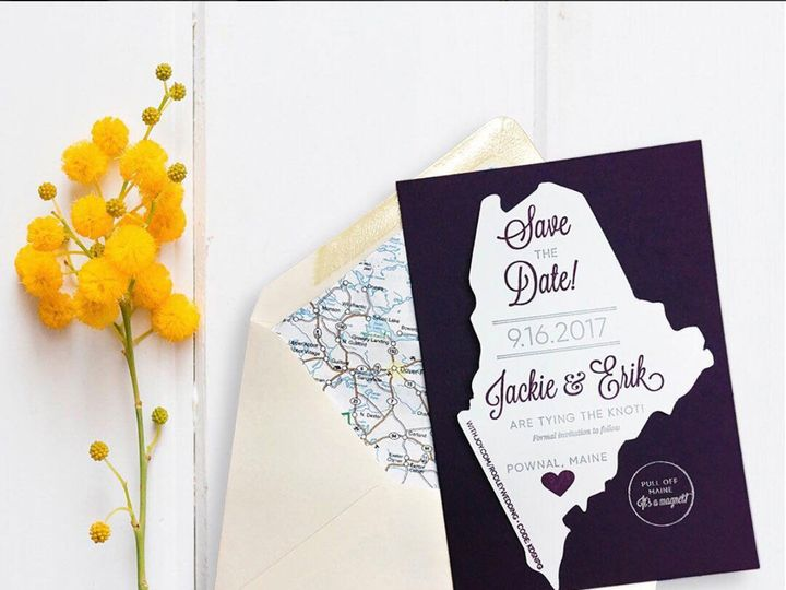Tmx 1524682242 1bf924861ee9e42b 1524682241 3dc495abf948fd3f 1524682239521 11 Type A Invitation Washington, DC wedding invitation