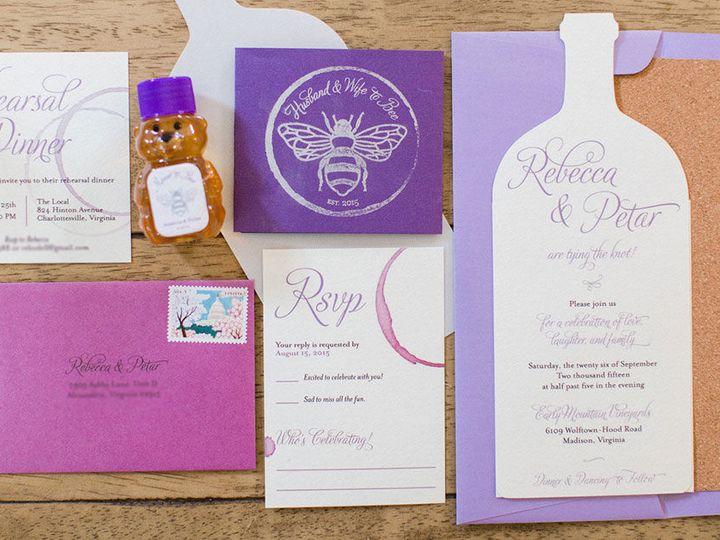 Tmx 1524682252 8fa4bd6b79e9c0b9 1524682251 Fac657211a7bcaaf 1524682239462 5 Fbad Washington, DC wedding invitation