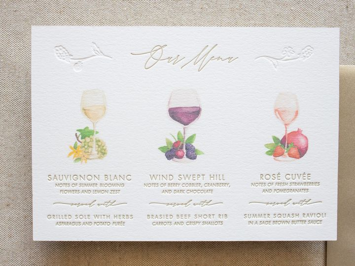 Tmx Stefanie Kamerman Photography The Big Fake Wedding Stone Tower Winery 13 51 761987 1571070171 Washington, DC wedding invitation