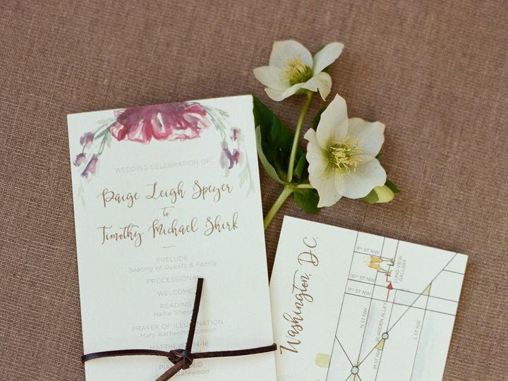 Tmx Type A Invitations Paige Tim Washington Dc Map Custom Wedding Program Kate Headley 51 761987 1571074058 Washington, DC wedding invitation