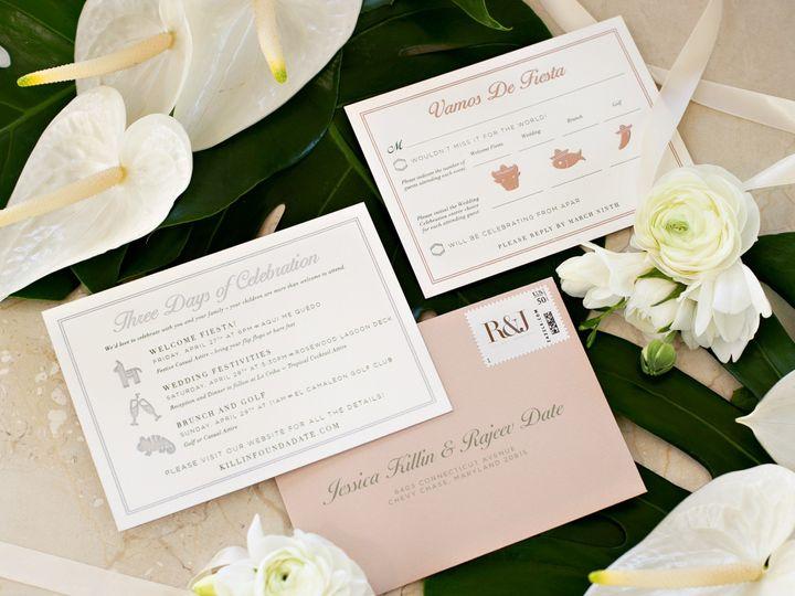 Tmx Typea Invitations Desitinationwedding Datewedding 0194 3 51 761987 1571069197 Washington, DC wedding invitation