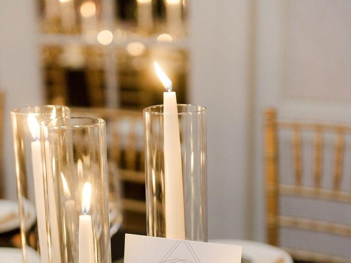 Tmx Typea Moderngatsbywedding Customtablenumbers Metallicgoldandsilver 51 761987 1571069765 Washington, DC wedding invitation