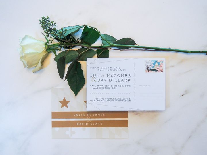 Tmx Typeainvitations Goldbacking Dc Maryland Wedding 2125 5 51 761987 Washington, DC wedding invitation
