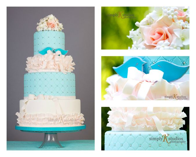 Cake Design Derry : Renee Conner Cake Design - Wedding Cake - Derry, NH ...