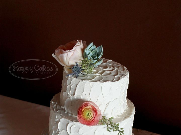 Tmx 1386021628301 Rustic Buttercream Cake 1 Derry wedding cake