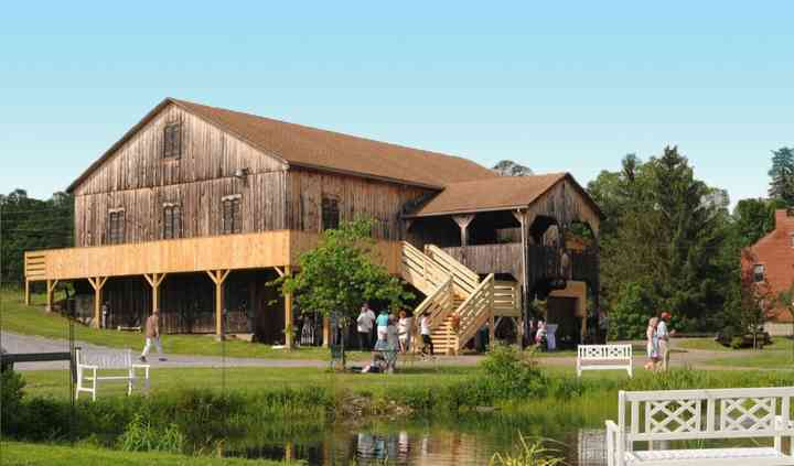 The Historic Barn @ Cooke Tavern
