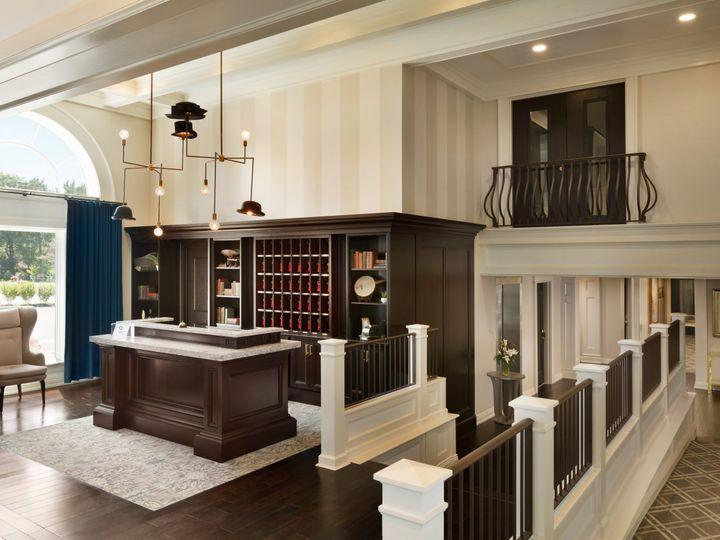 Tmx Reikart House Buffalo Check In Desk And Entryway Copy 51 1013987 Buffalo, New York wedding venue