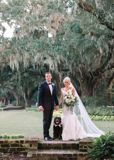 Pawleys Island Wedding Photos