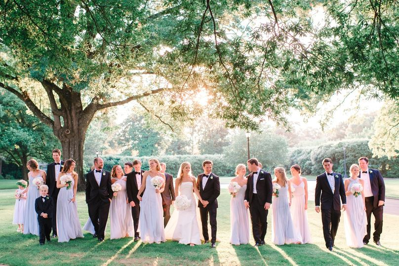 Charlotte NC Wedding Photos