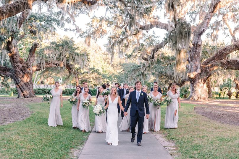 Brookgreen Gardens Wedding