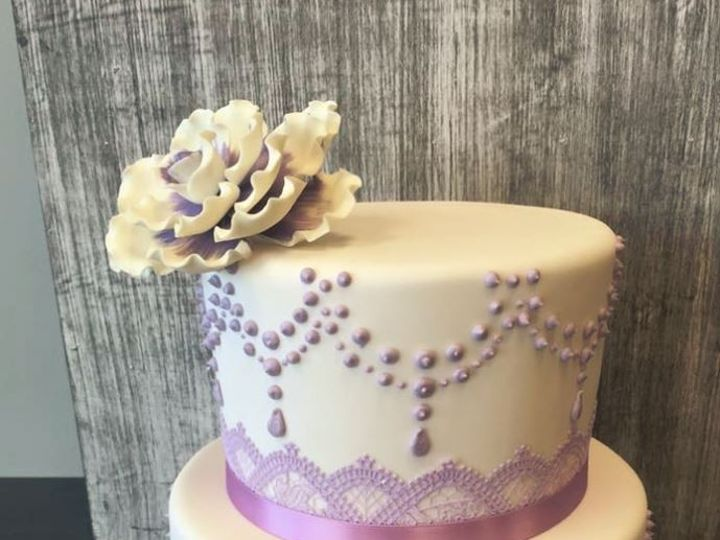 Tmx 1470420369363 Somethingsweet4 Minneapolis, MN wedding cake