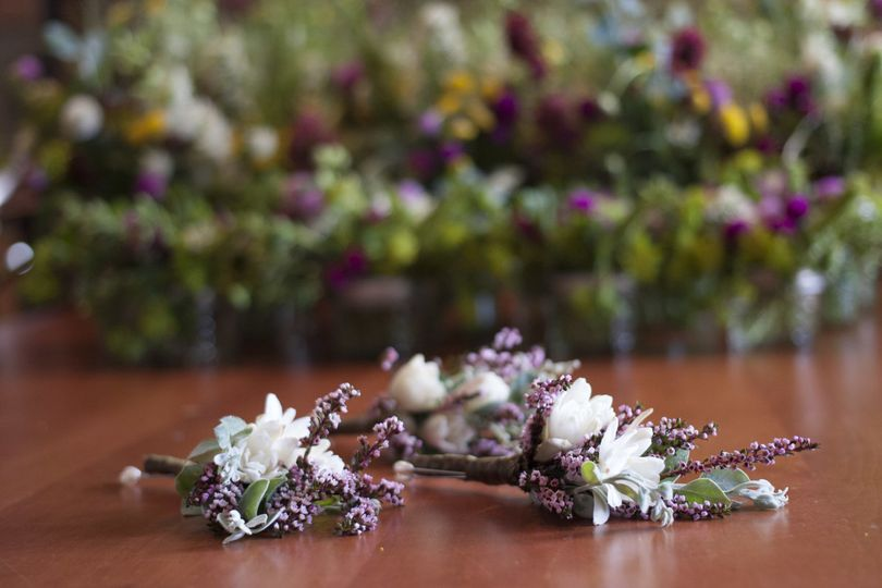 Little flower details