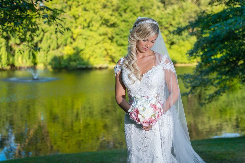 Bride Portrait @ Crowne Plaza