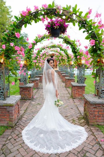 The Manor - Bridal Portrait